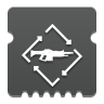 Icon depicting Auto Rifle Loader.