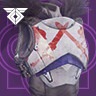 Icon depicting Fire-Forged Titan Chest Ornament.