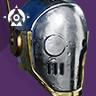 Icon depicting Lustrous Chromite Helm.