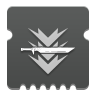 Icon depicting Sword Ammo Finder.
