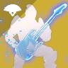 Icon depicting Guitar Solo.