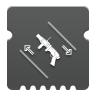 Icon depicting Grenade Launcher Dexterity.