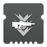 Icon depicting Pulse Rifle Ammo Finder.