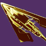 Icon depicting Jumpship Tribute.