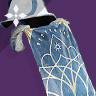 Icon depicting Frostveil Cloak.