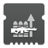 Icon depicting Machine Gun Reserves.