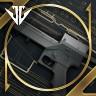 Icon depicting Machine Gun Alpha Frame.
