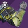 Icon depicting Notorious Sentry Gauntlets.