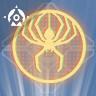 Icon depicting Arachnid Projection.