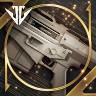 Icon depicting Radiant Auto Rifle Frame.