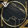 Icon depicting Legendary Machine Gun Frame.