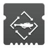 Icon depicting Rocket Launcher Loader.