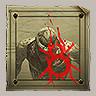 Icon depicting WANTED: Hiraks' Familiar.