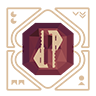 Icon depicting Rune of Ambition.