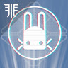 Icon depicting Jade Rabbit Projection.