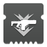Icon depicting Fusion Rifle Ammo Finder.