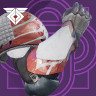 Icon depicting Fire-Forged Titan Arm Ornament.