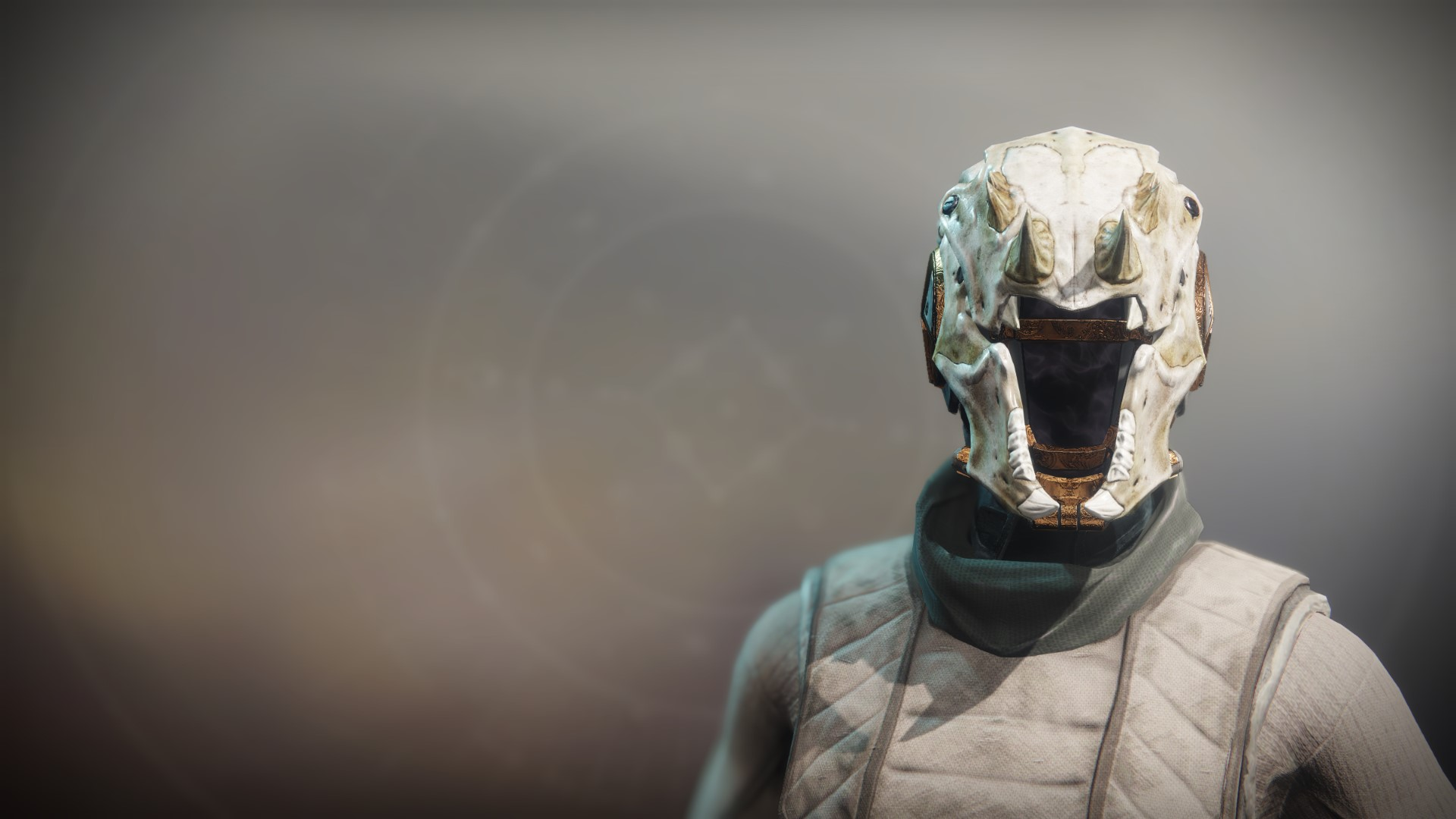 An in-game render of the Skull of Dire Ahamkara.