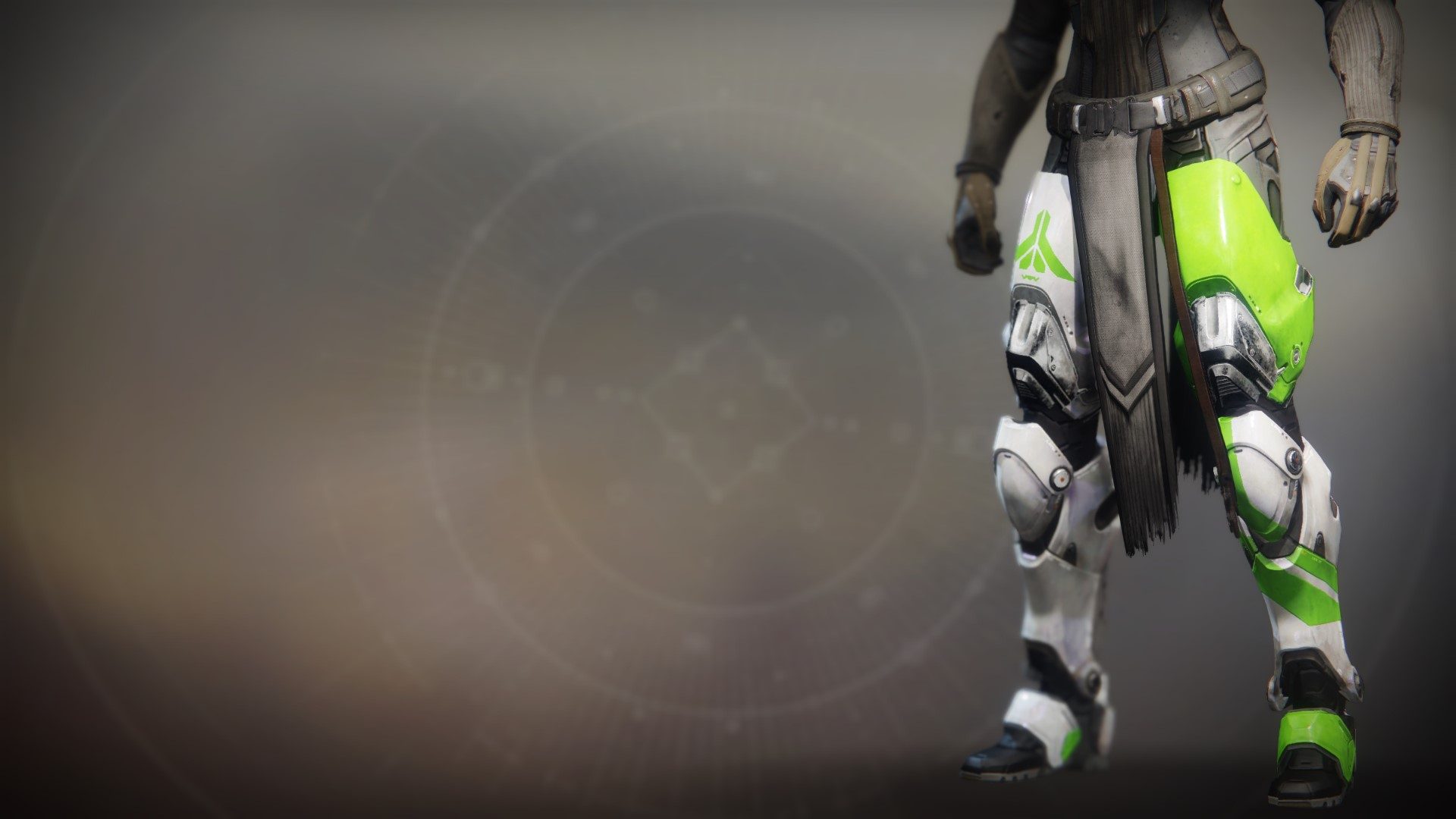 An in-game render of the Dunemarchers.