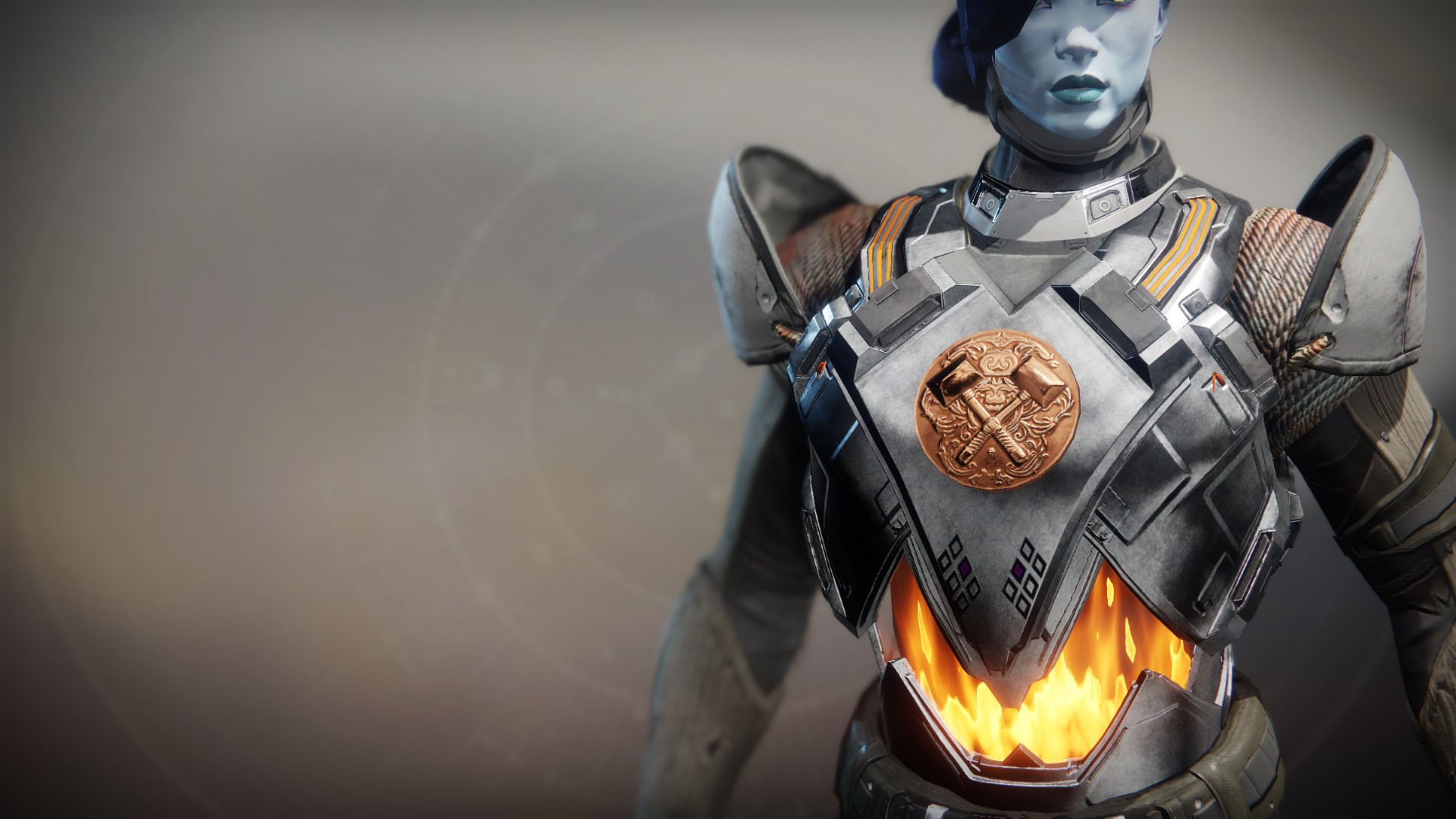 An in-game render of the Hallowfire Heart.