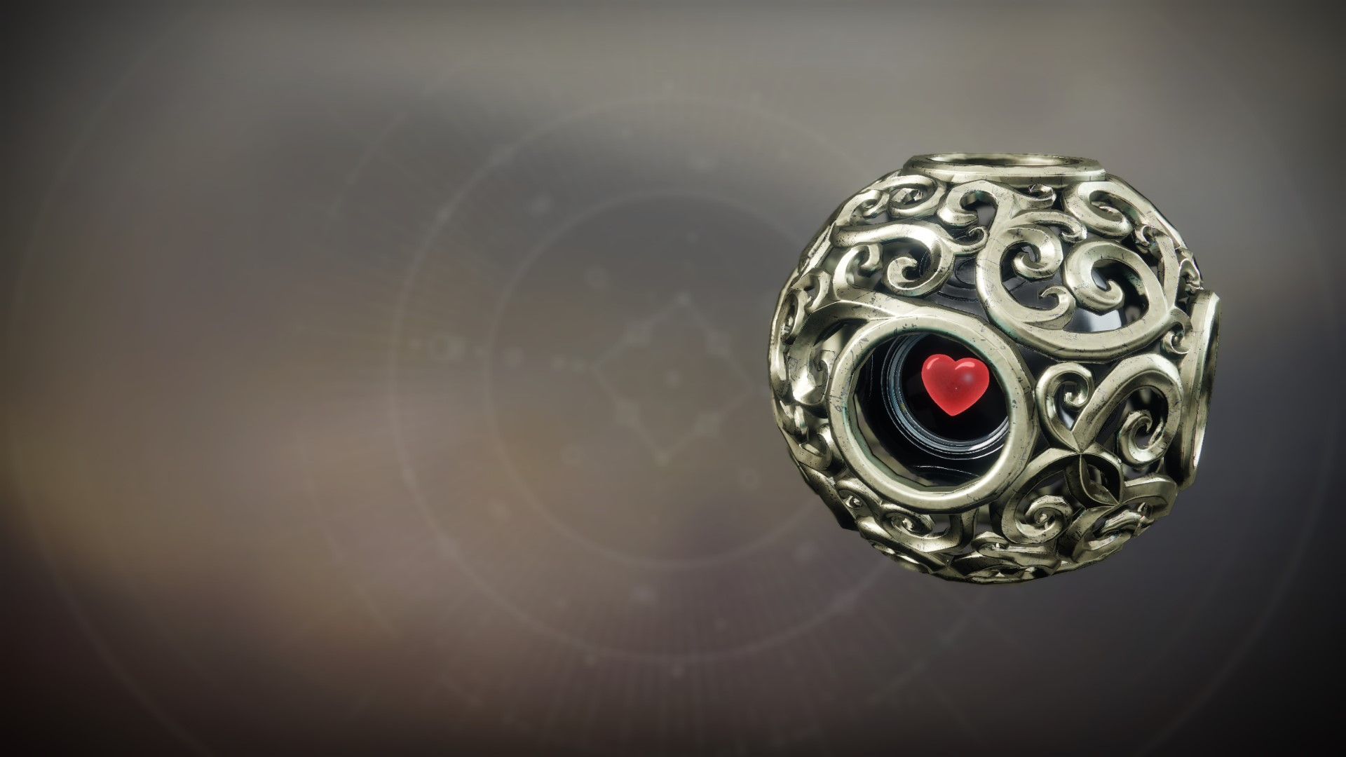 An in-game render of the Gilded Shell.
