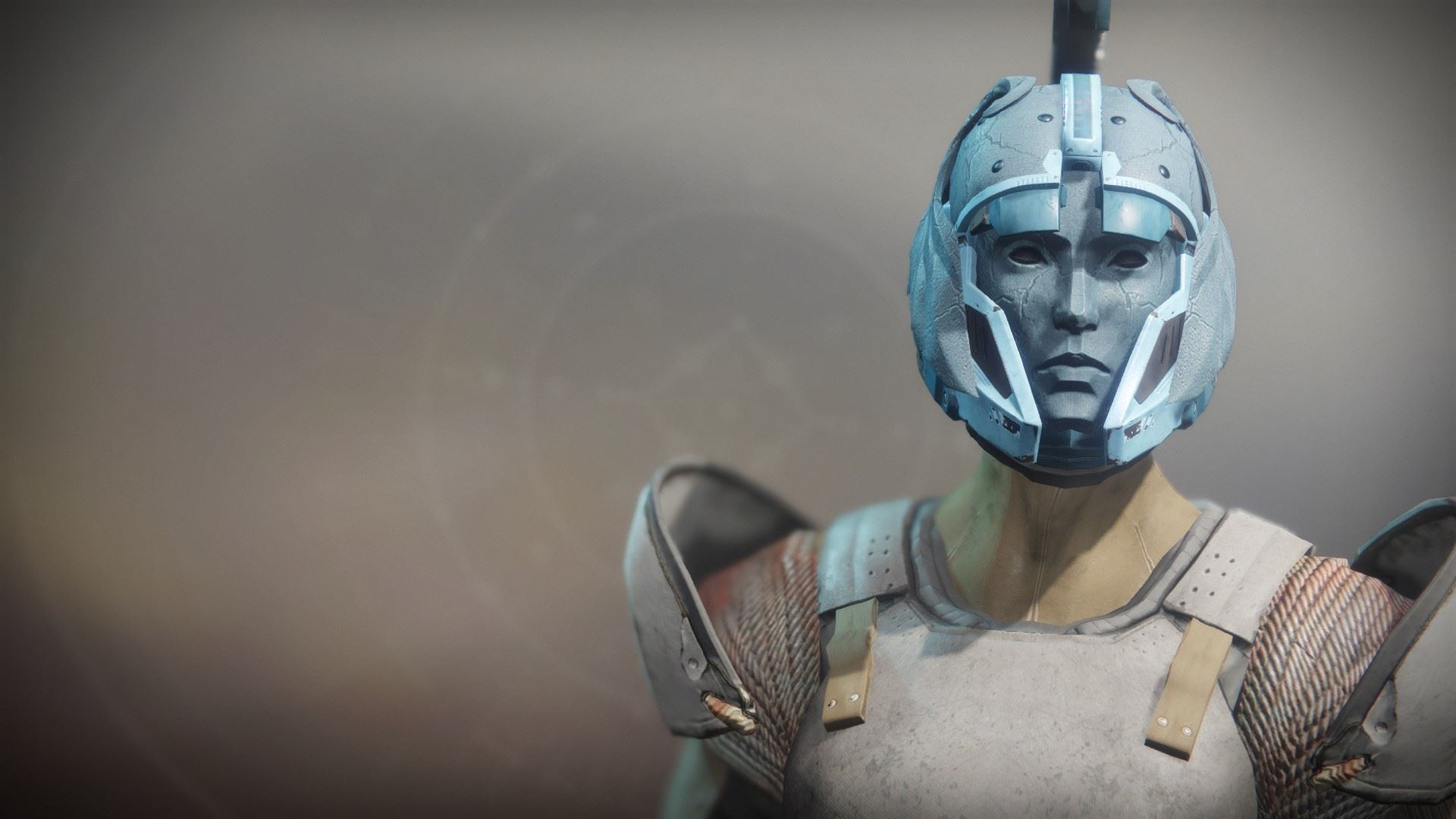 An in-game render of the Eternal Warrior.