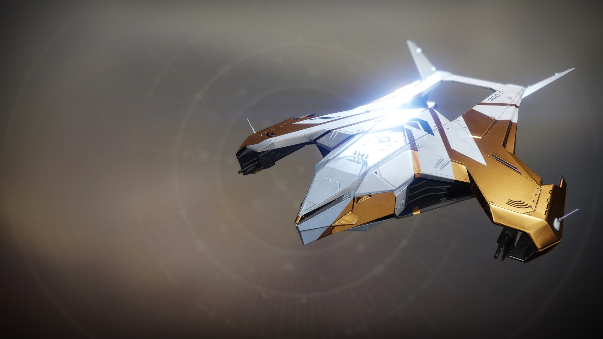 An in-game render of the Spear of the Fore.