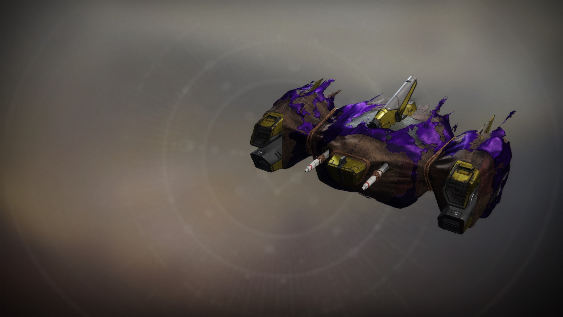 An in-game render of the Aerial Shroud.