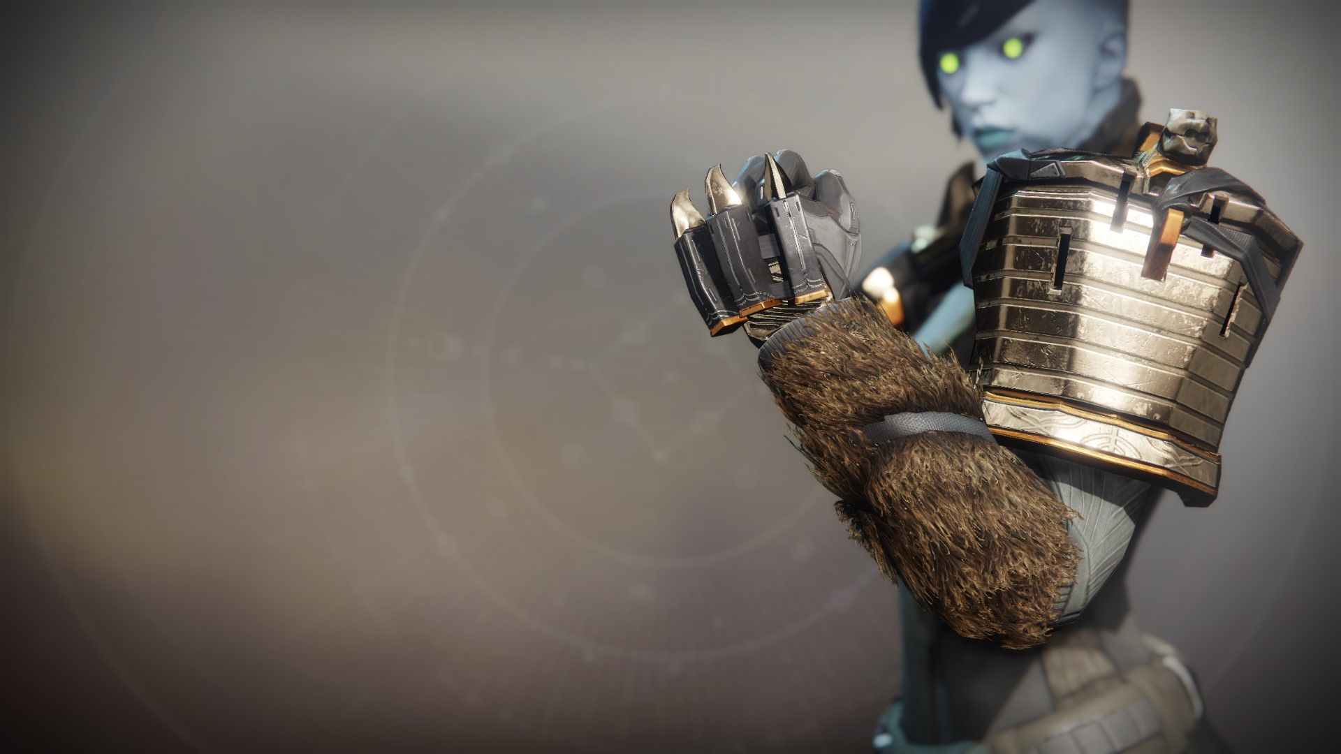 An in-game render of the Ursa Furiosa.