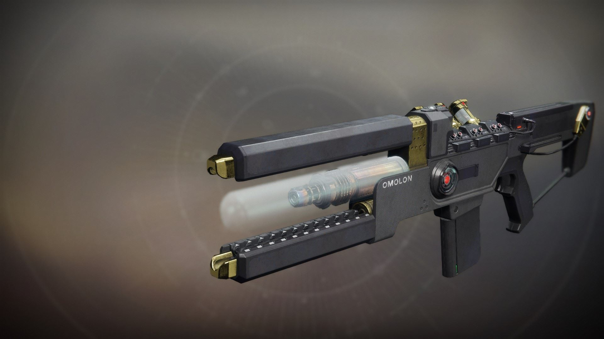 An in-game render of the Wavesplitter.