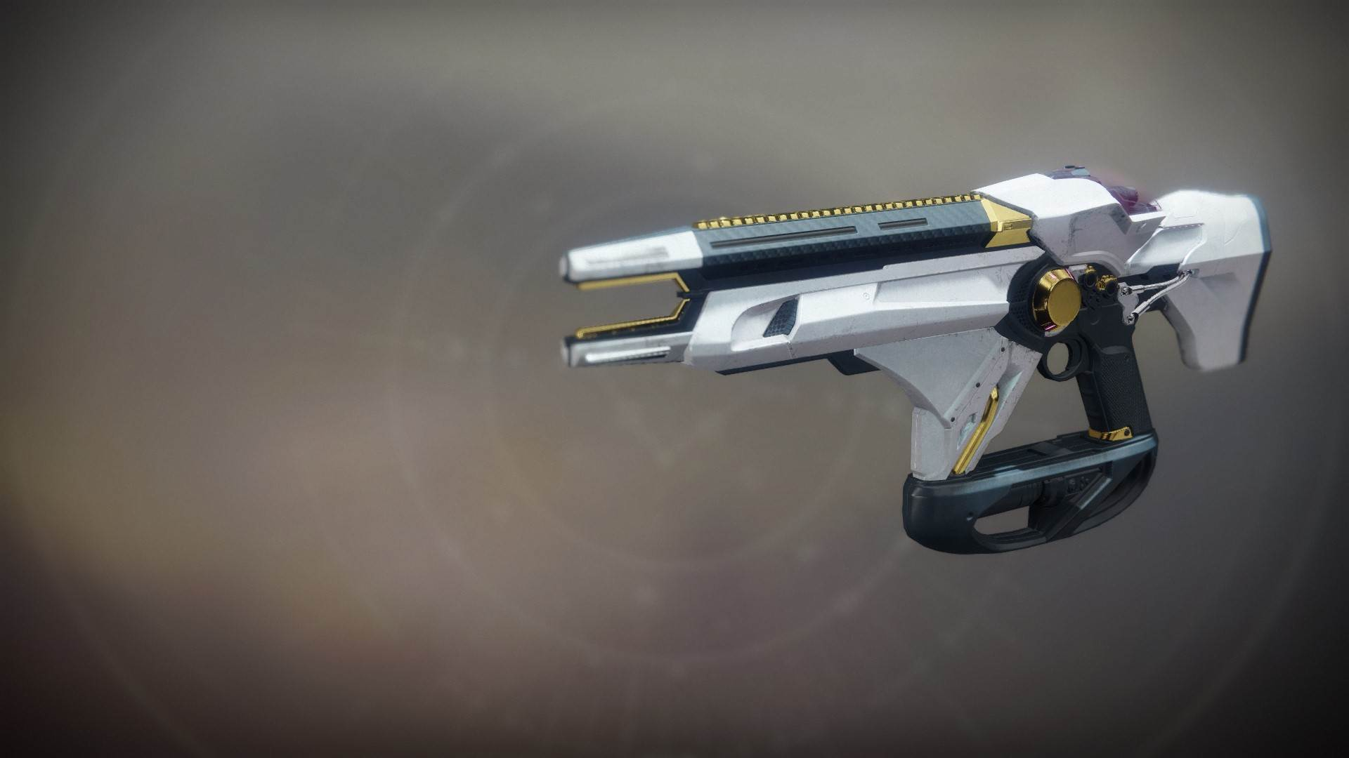 An in-game render of the Telesto.