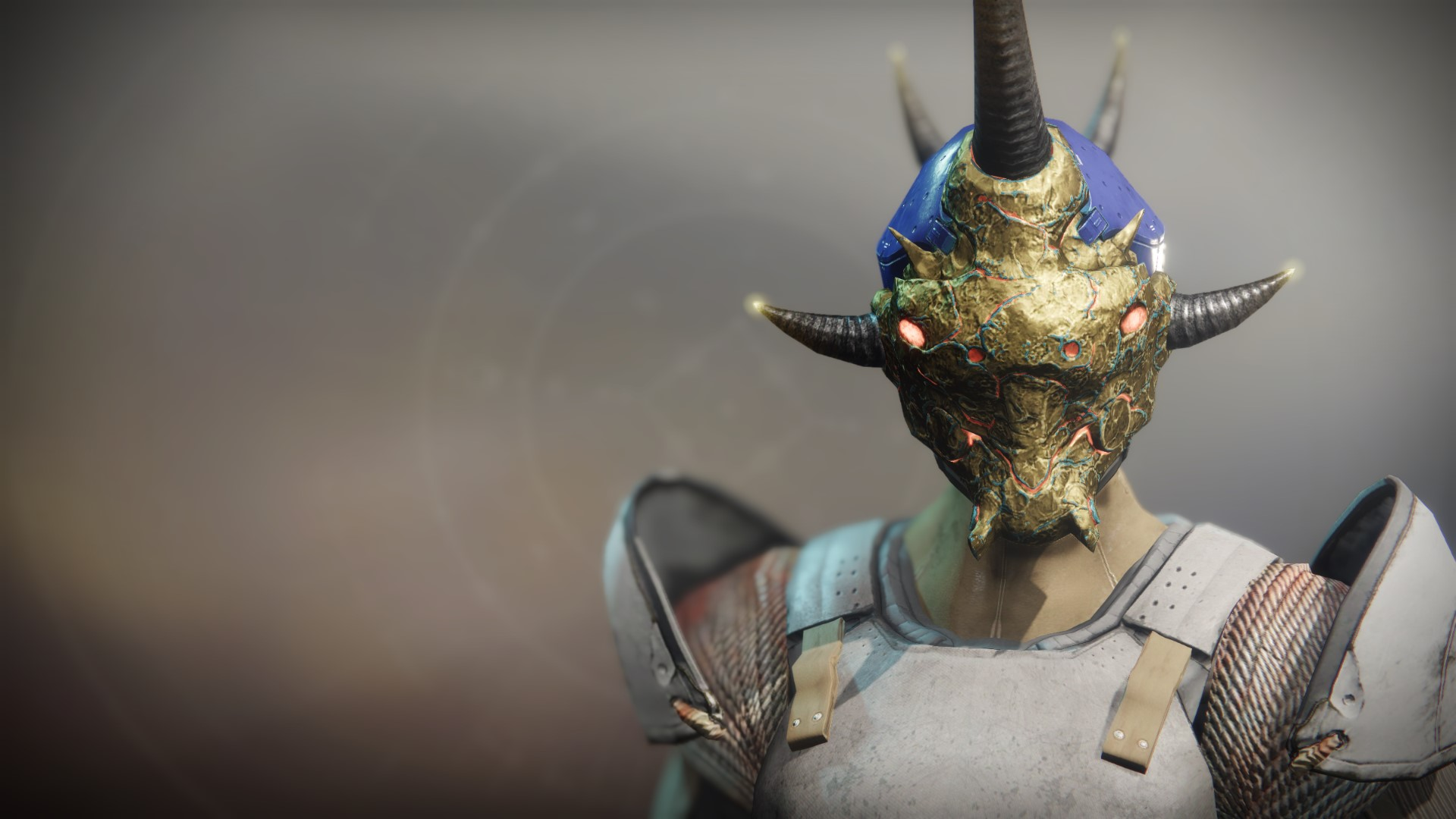 An in-game render of the Khepri's Horn.