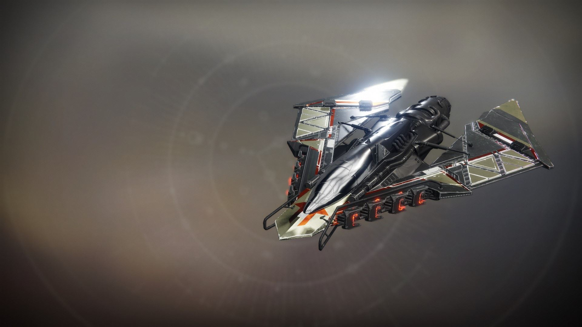 An in-game render of the Ada-1's Lone Wolf.