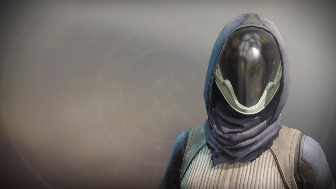 An in-game render of the Gensym Knight Casque.