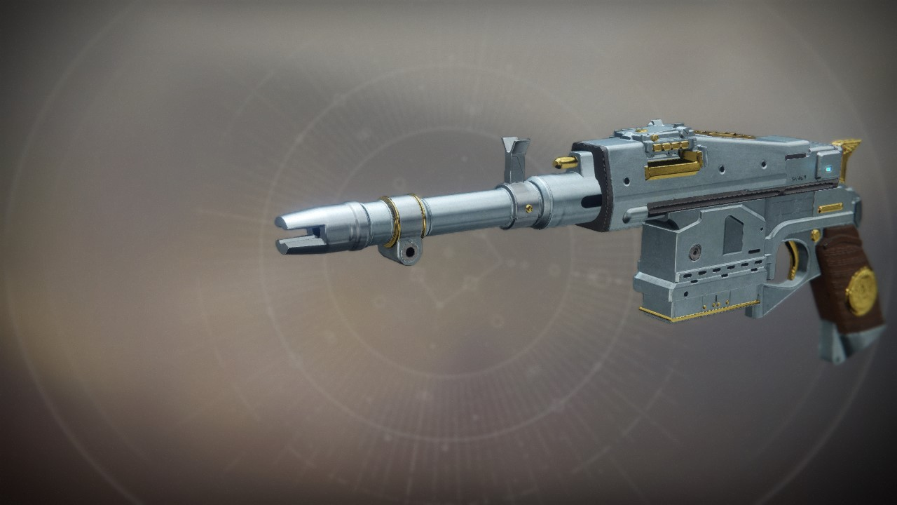 An in-game render of the Sturm.