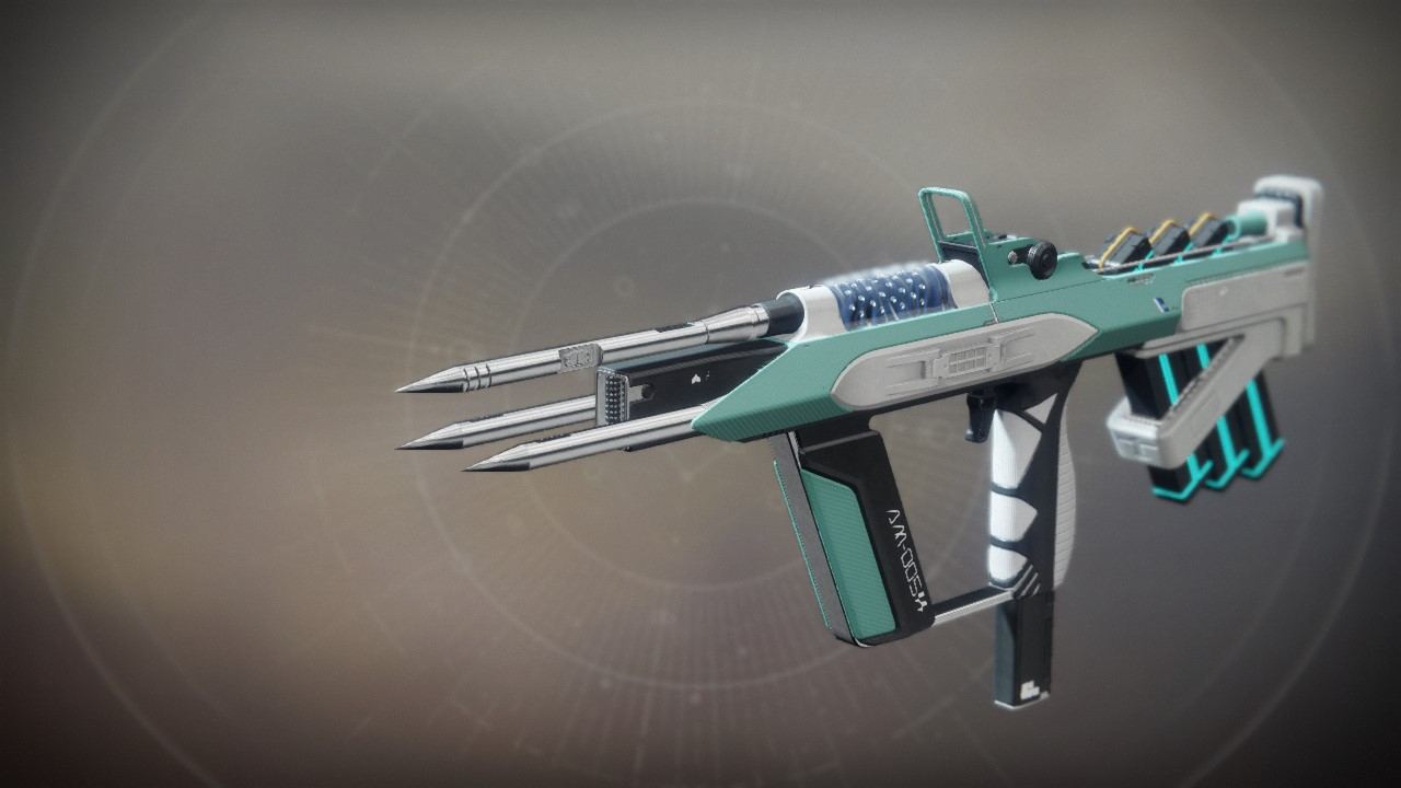 An in-game render of the Riskrunner.