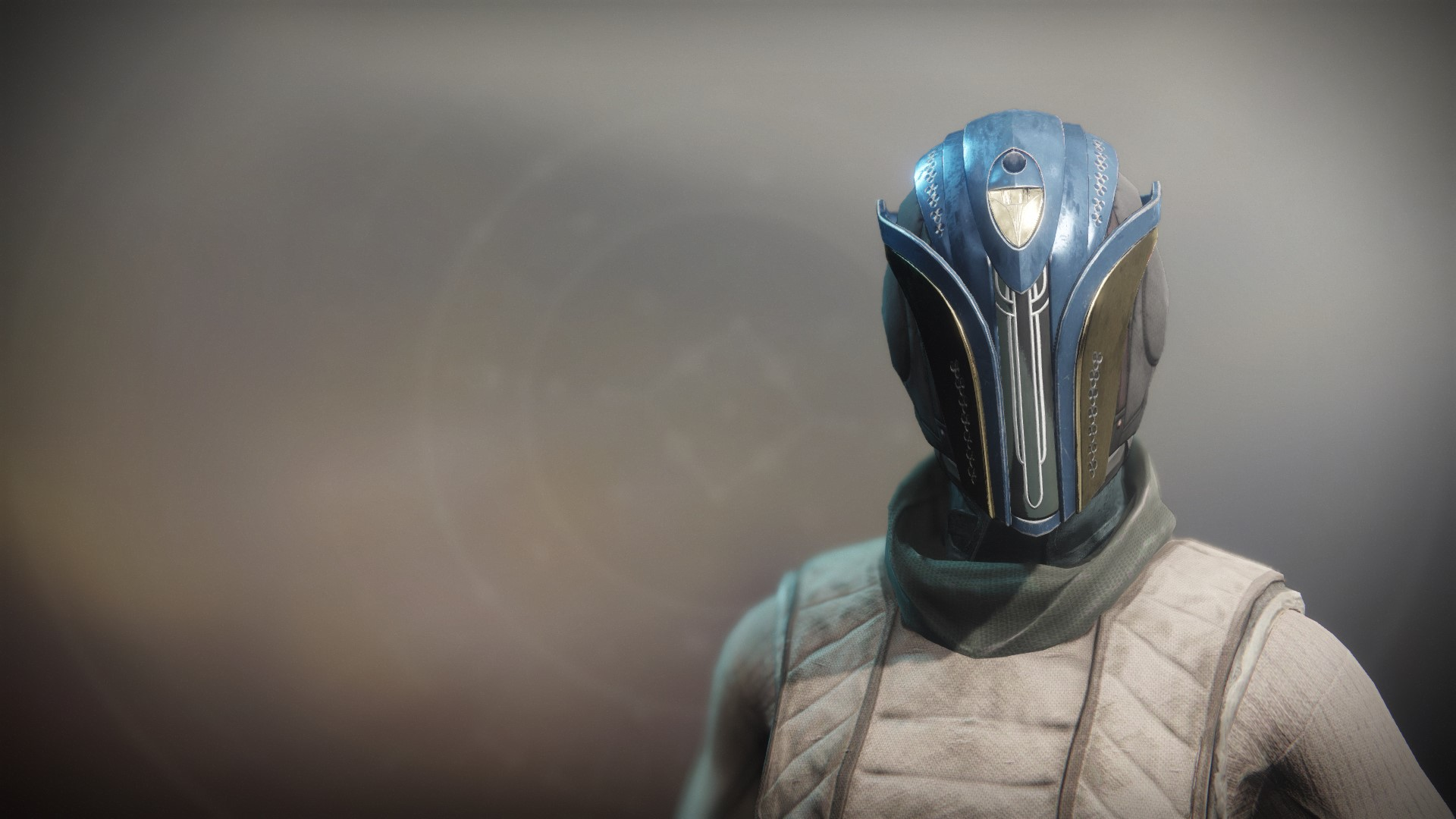 An in-game render of the Hood of the Great Hunt.
