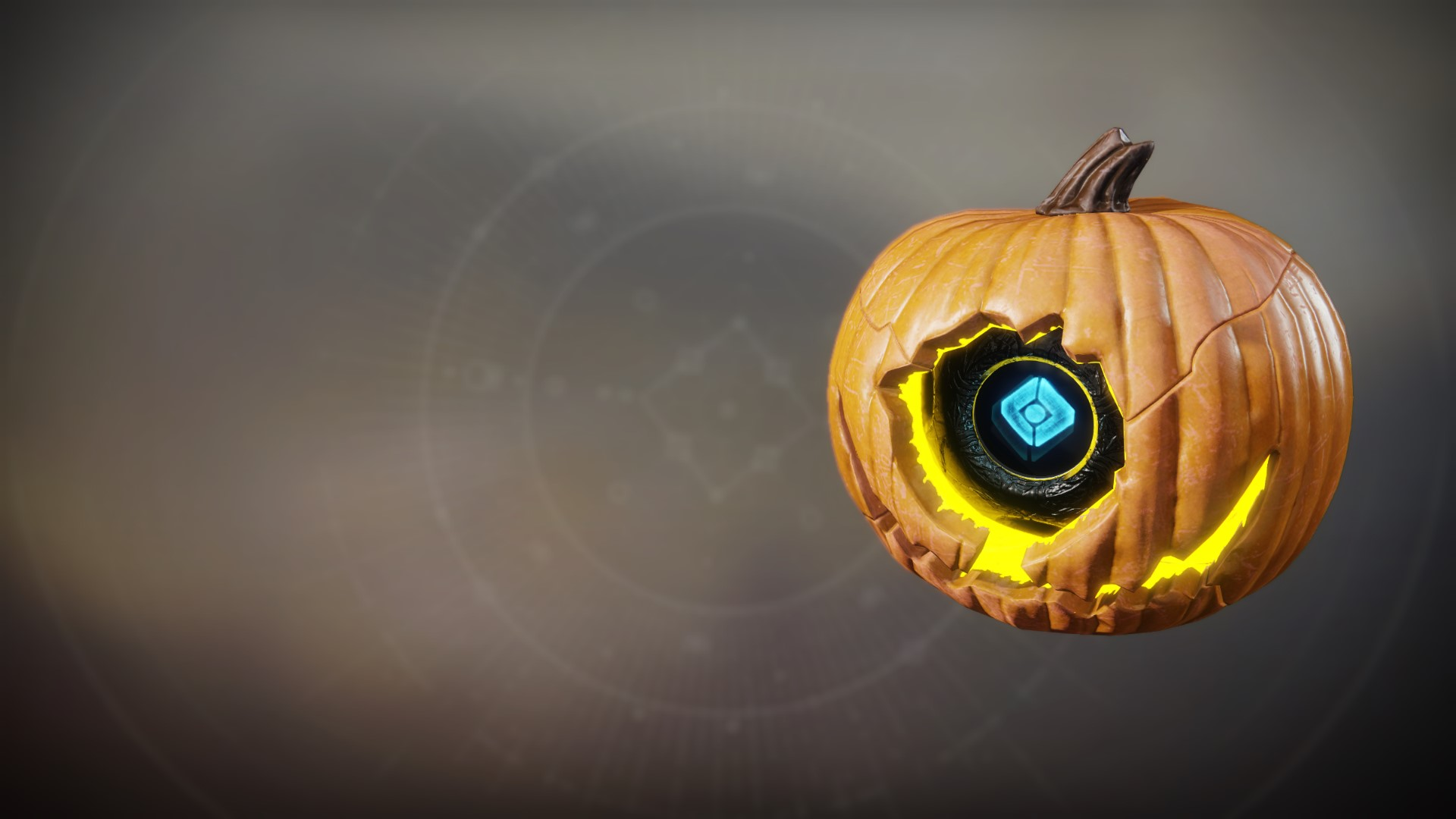 An in-game render of the Jack-o'-Shell.