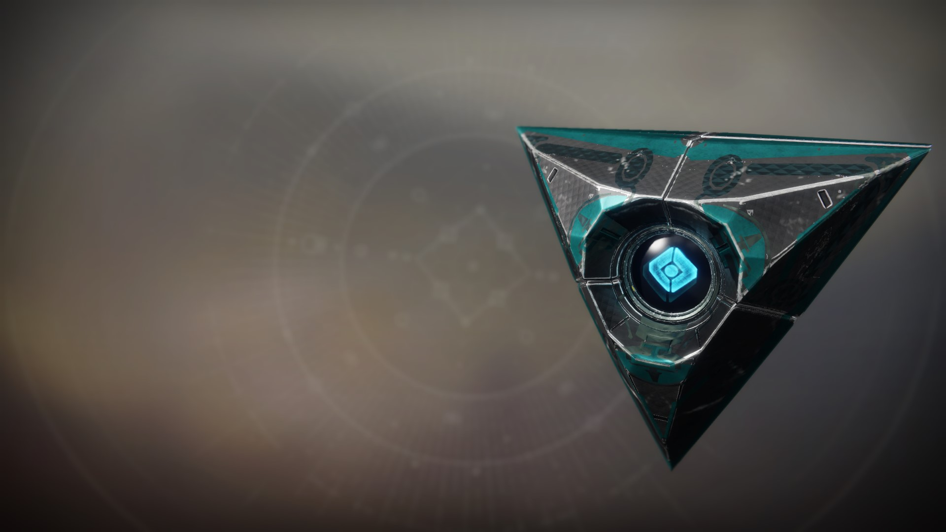 An in-game render of the Gensym Relic Shell.
