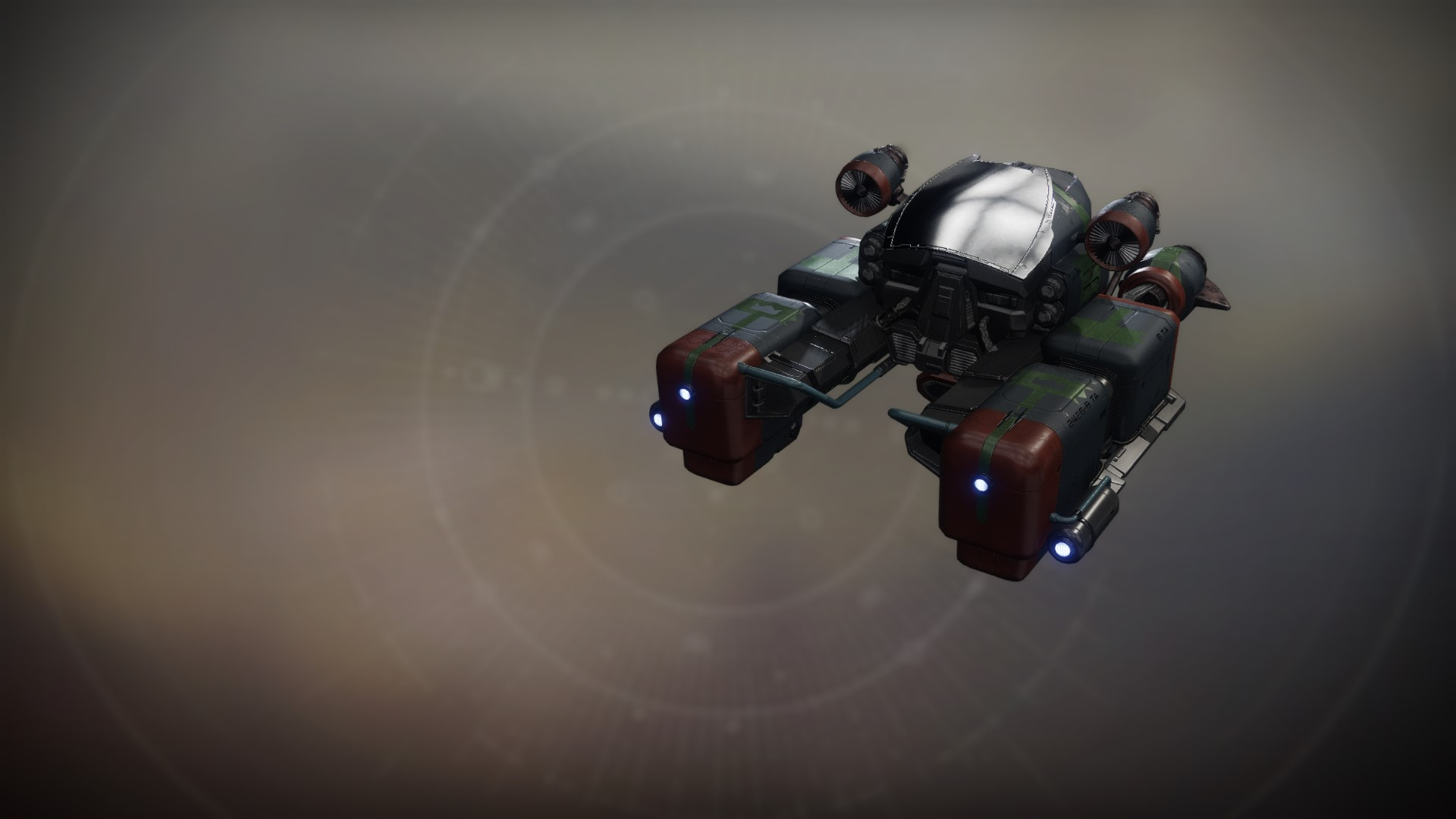 An in-game render of the Nephilim Toaster.