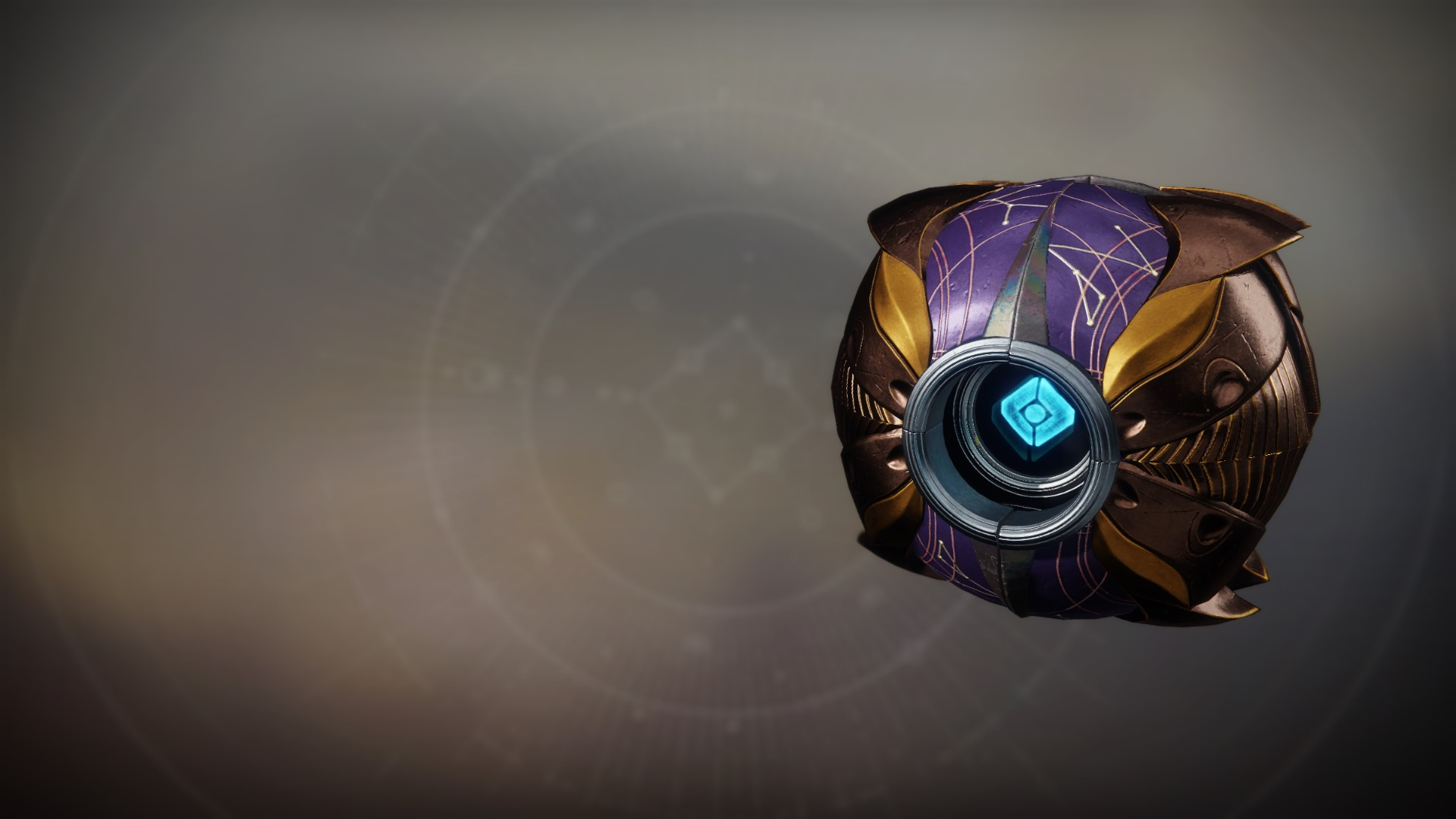 An in-game render of the Ophiuchus Shell.