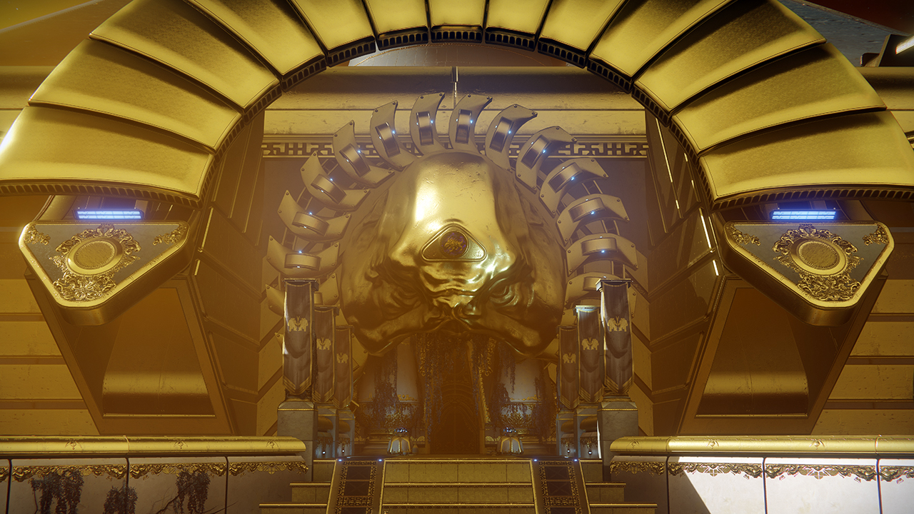 An in-game render of the Leviathan.