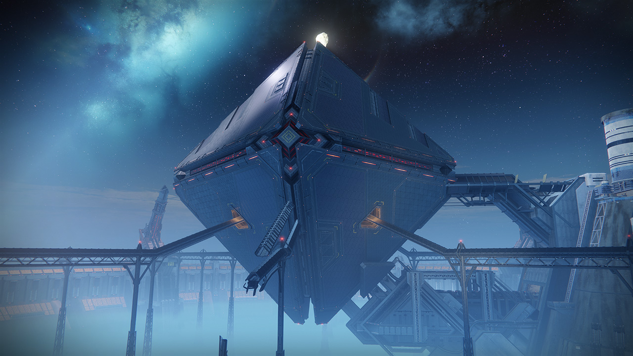 An in-game render of the Nightfall: Will of the Thousands.